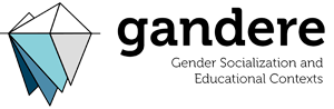 Logo Gandere en inglés